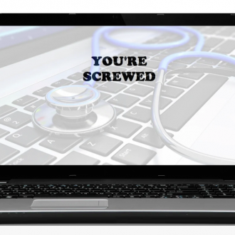 How to stay sane when your laptop stops working